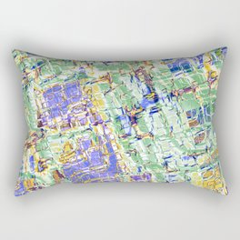 Calming Pattern Rectangular Pillow
