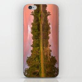Pink Twilight Marsh iPhone Skin