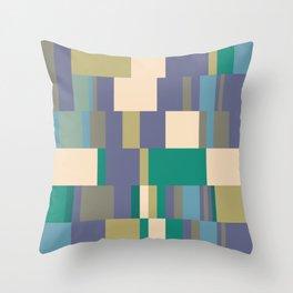 Songbird Sea Grapes Throw Pillow