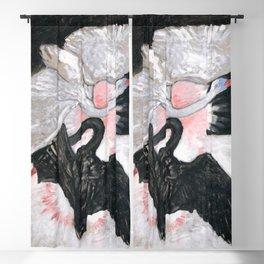 "Hilma af Klint ""The Swan, No. 02, Group IX-SUW"" Blackout Curtain"
