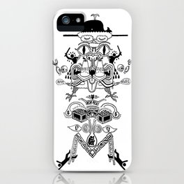 Hellmouth iPhone Case