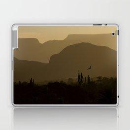 Californian desert Laptop & iPad Skin