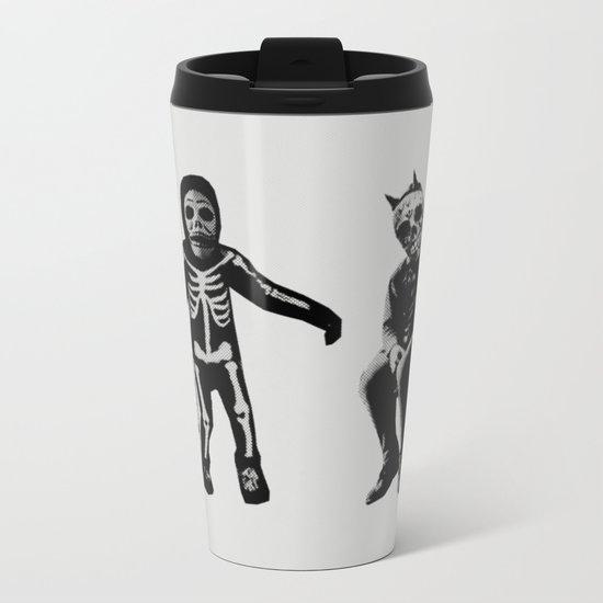CALAVERITA / HALLOWEEN Metal Travel Mug