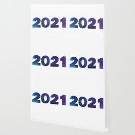 2021 blue galaxy texture  Wallpaper