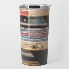 Ashtray Landing Zone Travel Mug