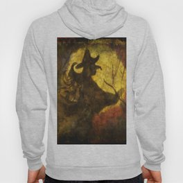 Witch on Moon Hoody