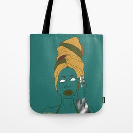 Badu Wrap Tote Bag