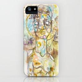 Venus in Pisces.  iPhone Case