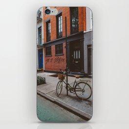 New York's West Village iPhone Skin