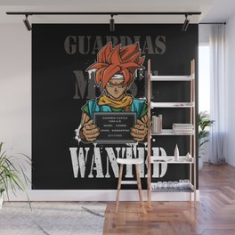 Guardias Most Wanted Wall Mural