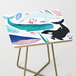 Under the Sea Side Table
