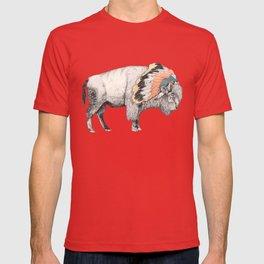 White Bison T-shirt