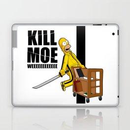 Kill Moe Laptop & iPad Skin