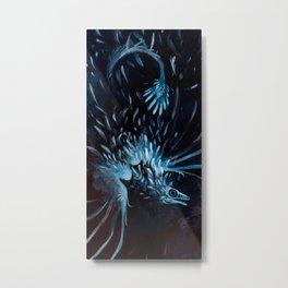 microraptor Metal Print
