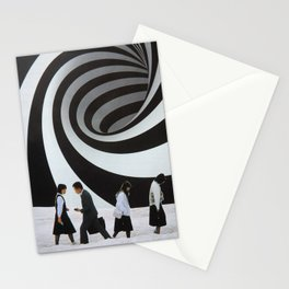 Back and Forth Stationery Cards