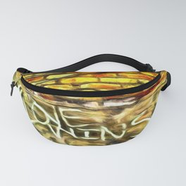 Love Wins LGBTQ Chicago Fanny Pack