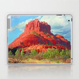 Big Bell Rock Sedona by Amanda Martinson Laptop & iPad Skin