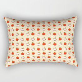 Apples Rectangular Pillow
