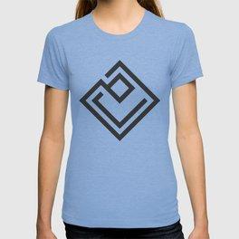 Minimal Geometric Graphic Art T-shirt