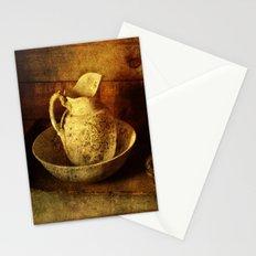 Washstand Stationery Cards