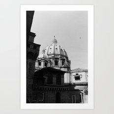 Rome, Italy #3 Art Print
