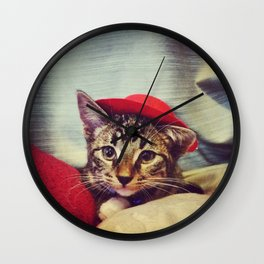 Axel the Liger Wall Clock