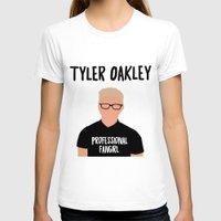 fangirl T-shirts featuring Professional Fangirl by BethTheKilljoy