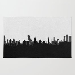 City Skylines: Abu Dhabi Rug