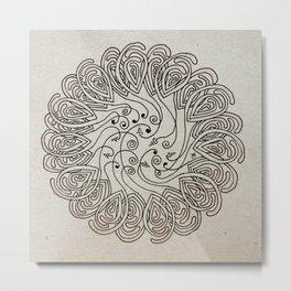 Simplexity #1 Metal Print