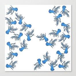 roots. Canvas Print