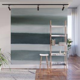 grey strata Wall Mural