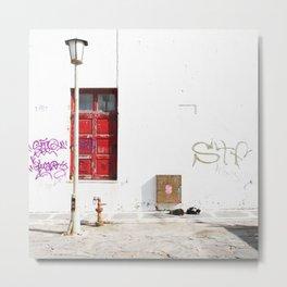 MYKONOS 03 Metal Print