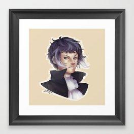Akutagawa Framed Art Print