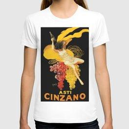 Vintage poster - Asti Cinzano T-shirt