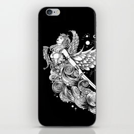 The Night Before the Battle iPhone Skin