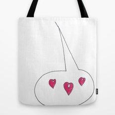 LOVE BUZZ Tote Bag
