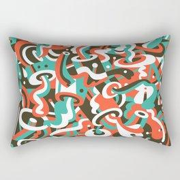 Schema 8 Rectangular Pillow