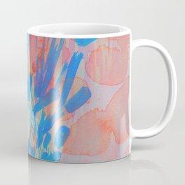 Blue Petal Surge Coffee Mug