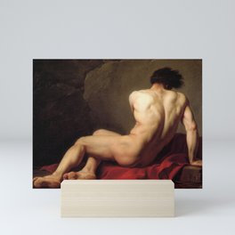 Patroclus by Jacques-Louis David Mini Art Print