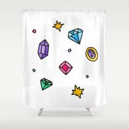 Gem Shower Curtain