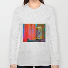 Groovy Coke Long Sleeve T-shirt