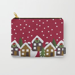 Winter idyll Carry-All Pouch