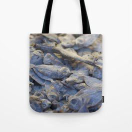 Dried Fish Tote Bag