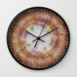 Zain Content Flowers  ID:16165-074458-48710 Wall Clock