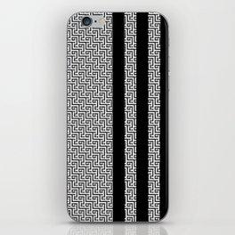 ZS Zenta Stripes 04B iPhone Skin
