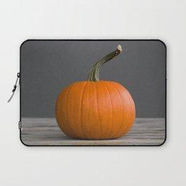 """Sugar Pie"" Pumpkin no. 3 -- Still Life Squashes & Potirons Laptop Sleeve"