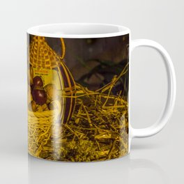 Still-life with nuts and wine Coffee Mug