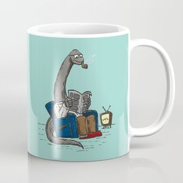 The Dadasaurus Coffee Mug