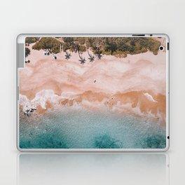 pink ocean Laptop & iPad Skin