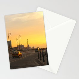 Sunset in La Habana Stationery Cards